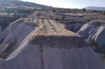 Zemi Vadisi Panoramik Eşsiz Kanyon